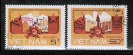 VN 1987 MI 1846-47 USED - Viêt-Nam