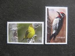 Saint Pierre Et Miquelon: TB Paire N° 1197 Et 1198, Neuve XX. - Unused Stamps