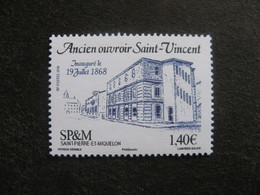 Saint Pierre Et Miquelon: TB N° 1200, Neuf XX. - Unused Stamps