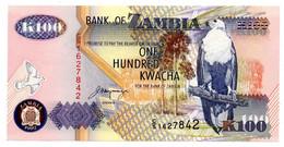 Zambie / 100 Kwacha / UNC - Zambia