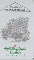 INDIA KEY HOTEL      Holiday Inn Bombay - Chiavi Elettroniche Di Alberghi