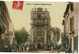 Arles Fontaine Amédée Pichot - Arles