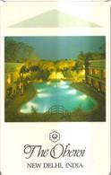 INDIA KEY HOTEL      The Oberoi New Delhi - Chiavi Elettroniche Di Alberghi