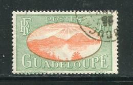 GUADELOUPE- Y&T N°110- Oblitéré - Usati