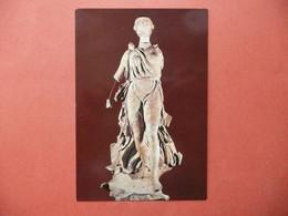 CPM  GRECE OLYMPIE  SCULPTURE  NIKE ( VICTOIRE ) DE PAEONIOS     NON VOYAGEE - Skulpturen