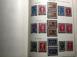 """1948.MNH.Timbres Postes De 1946 Surchargés """" Poste Aérienne.T.T.B ! - Airmail"""