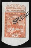 Soudan Egyptien - Spécimen - Neuf * Avec Charnière - TB - Zuid-Soedan