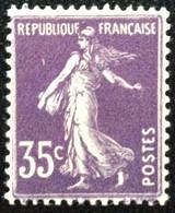 N° 142    NEUF ** SANS CHARNIÈRE    ( LOT:6119) - 1906-38 Sower - Cameo