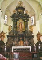 1 AK Tschechien * Innenansicht Der Jakobskirche In Der Stadt Pribram (deutsch Freiberg In Böhmen) * - Czech Republic