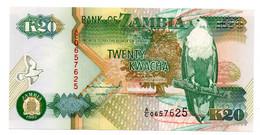 Zambie / 20 Kwacha 1992 / UNC - Zambia