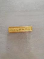 21565 AGRAFE DE DECORATION TCHAD - Altri