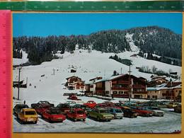 KOV 800-19 - REIT IM WINKL, WINTERSPORT, AUTO, CAR OPEL, VW GOLF, VW KAFER, MERCEDES - Reit Im Winkl