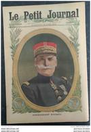 1916 - WW1 - LE GENERAL DUBOIS - LA VILLE DE PARIS REND HOMMAGE À SON DÉFENSEUR - LES INSTANTANÉS DE LA  GUERRE - 1914-18