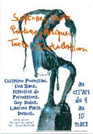CC °_ Sculpture Peinture Photo - Cri Art - Auch 32 - Skulpturen