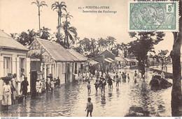 Guadeloupe - N°69500 - POINTE A PITRE - Inondation Des Faubourgs - Pointe A Pitre