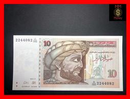 TUNISIA 10 Dinars 7.11.1994 P. 87 A  UNC - Tusesië