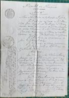 01 GEX NOMINATION DU SIEUR CHATELAIN COMME GARDE CHAMPETRE APRES AVOIR PRETE SERMENT 1890 - Unclassified