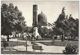 PADOVA - PIAZZA MAZZINI - VIAGG. 1958 -53467- - Padova