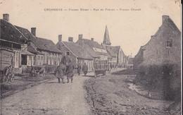 Krombeke CROMBEKE - Proven Straat - Rue De Proven - Proven Church - Poperinge