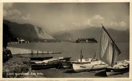 Lago Maggiore Isola Bella      ITALIA ITALIE ITALIEN - Non Classificati