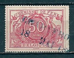 TR 11 Gestempeld (griffe) CHARLEROI NB - Zonder Watermerk (zie Opm) - Nord Belge