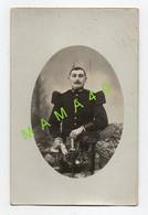 CARTE PHOTO DE 1914 - MILITARIA - MILITAIRE DU 146 REGIMENT A TOUL 54 - - Personaggi