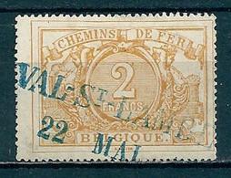 TR 12 Gestempeld (griffe) VAL ST LAMBERT - Met Watermerk - Cote 90,00 - Nord Belge