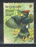SINGAPORE NO036 - 1992 $2 Birds Used - Singapore (1959-...)