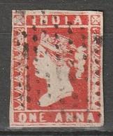 Inde Compagnie Des Indes N° 3 - 1854 Compagnia Inglese Delle Indie