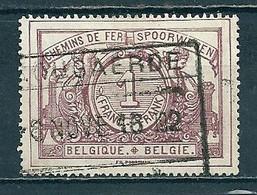 TR 26 Gestempeld HOUGAERDE - 1895-1913