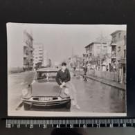 Original Photo. Boys With Vintage Car CITROEN - Cars
