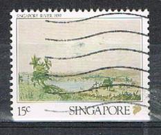 SINGAPORE NO036 -1990 15c Lithigraphs Used - Singapore (1959-...)