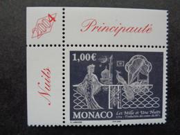 MONACO 2004 Y&T N° 2452 ** - 750e ANNIV. DE LA TRADUCTION EN FRANCAIS DES CONTES LES MILLE ET UNE NUITS - Nuovi