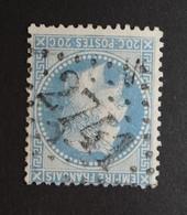 29A (cote 10€) Obl GC 2741 Les Ormes-sur-vienne (80 Vienne ) Ind 6 Frappe Nette Et TB Centrée - 1849-1876: Classic Period