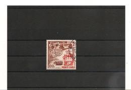 MONACO ANNÉE 1956 N° Y/T : 441 Oblitéré Côte: 32,20€ - Gebruikt