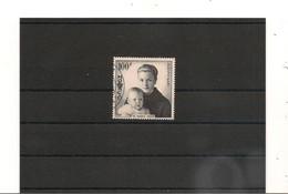 MONACO ANNÉE 1958 N° Y/T : 489 Oblitéré Côte: 9,20€ - Gebruikt