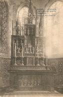 Saintes : Eglise -- Intérieur 1908 - Tubize