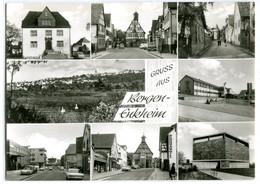 Gruss Aus  Bergen Enkheim - Frankfurt A. Main