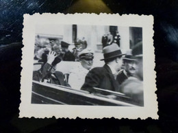 GERMAN Photo WW2 WWII ARCHIVE : Hermann GOERING _ LUFTWAFFE - Guerra, Militari