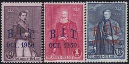 Belgie  .  OBP  .   305/307    .   **   .   Postfris  .  / .  Neuf Avec Gomme Et SANS Charnière - Nuevos