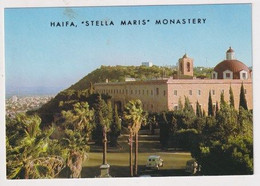 ISRAEL - AK 387750 Haifa - Stella Maris Monastery - Israel