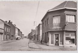 CPSM : Courrières  (62)  Rue Massenet   La Pharmacie Anthelaume     Ed Delaplace - Andere Gemeenten