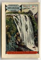 Meurisse - Ca 1930 - 5 - Les Chutes D'eau, Waterfalls - 7 - Chutes D'Antona Kirkos, Abyssinie - Sonstige