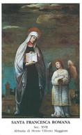 S. FRANCESCA ROMANA - Abbazia Di Monte Oliveto Maggiore  - M -  PR - BR - Religion & Esotericism