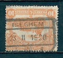 TR 78 Gestempeld ISEGHEM - 1915-1921