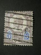 GRANDE BRETAGNE - 1902 - Y&T N°113 - OBLITERE - - Gebraucht