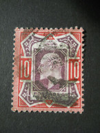GRANDE BRETAGNE - 1902 - Y&T N°116 - OBLITERE - - Gebraucht
