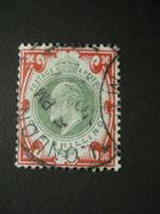 GRANDE BRETAGNE - 1902 - Y&T N°117 - OBLITERE - - Gebraucht