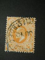 GRANDE BRETAGNE - 1909 - Y&T N°122 - OBLITERE - - Gebraucht