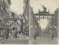 FRANCE - 2 CARTES - ROUEN - Millénaire Normand 1911 - - Rouen